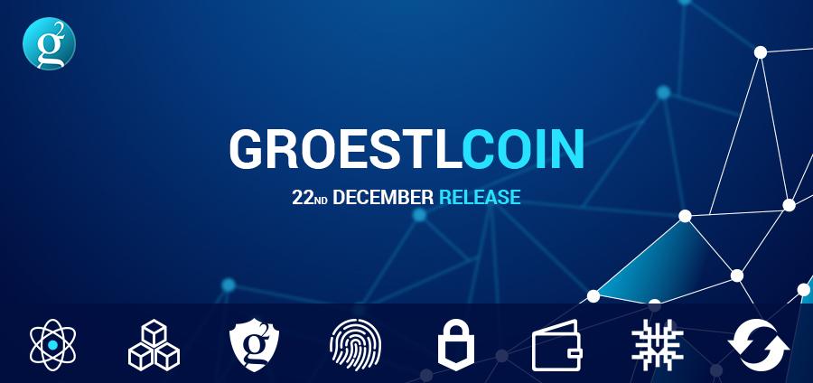Groestlcoin 22nd December Release • Groestlcoin (GRS)