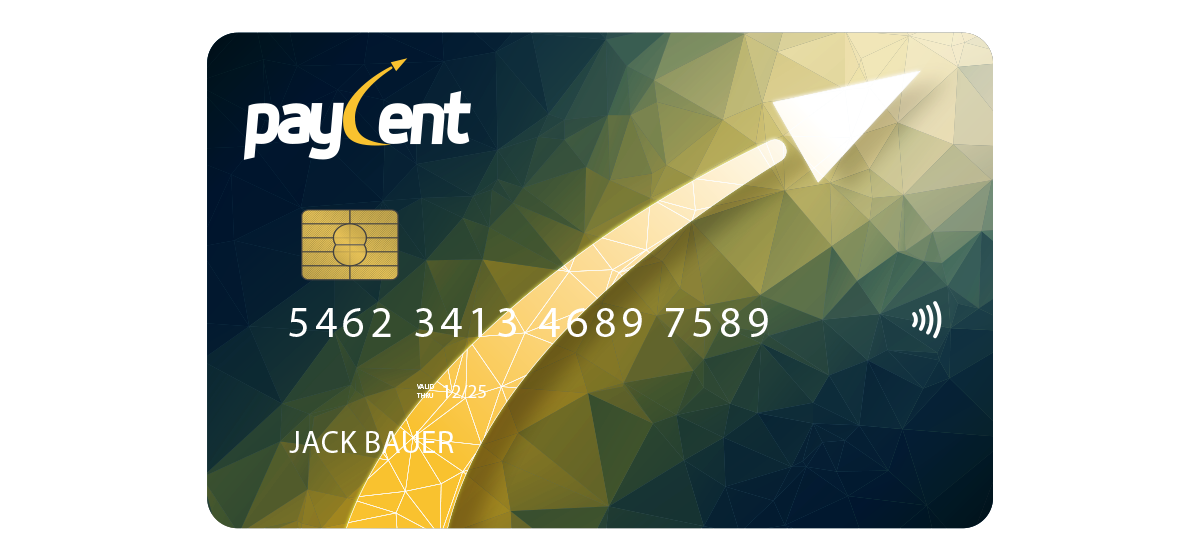 Paycent - Sapphire Card for Groestlcoin GRS
