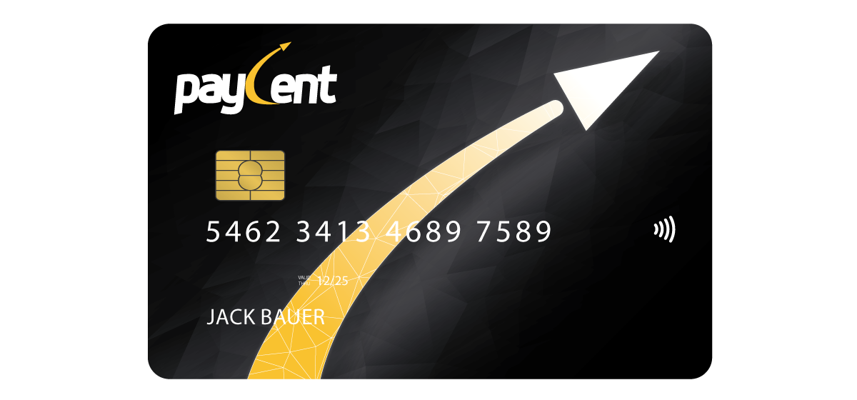 Paycent - Solitaire Card for Groestlcoin GRS