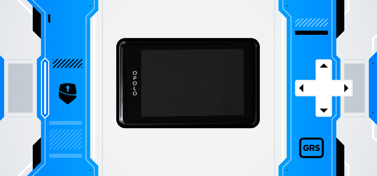 Groestlcoin Opolp hardware wallet
